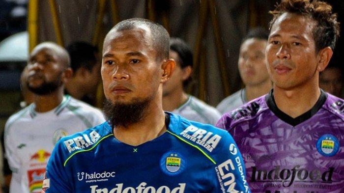 Cedera Saat Lawan Borneo FC, Ini Kabar Terkini Ardi dan Supardi Lini Belakang Persib Bandung