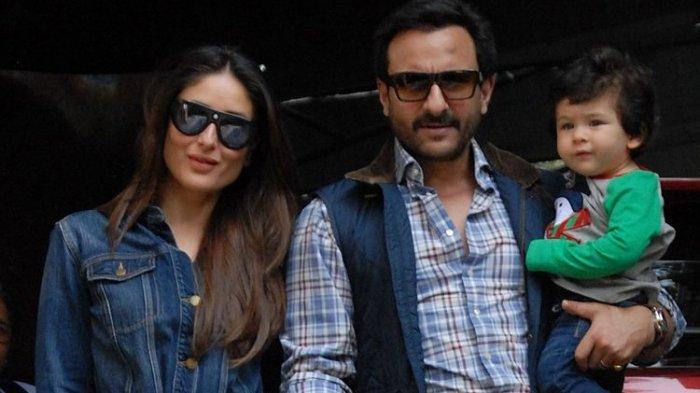 Kabar Gembira, Artis Bollywood Kareena Kapoor dan Saif Ali Khan Dikaruniai Anak Kedua