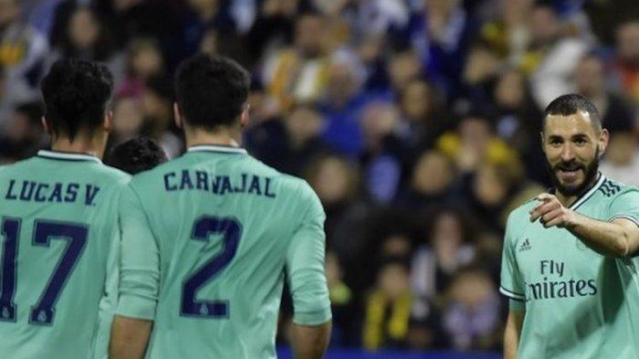 Copa del Rey, Enam Tim Ini Termasuk Real Madrid Lolos ke Babak 8 Besar