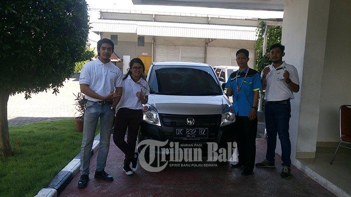 Karimun Wagon R Menanti Peserta Beruntung di Acara Melangkah Bersama Tribun Bali