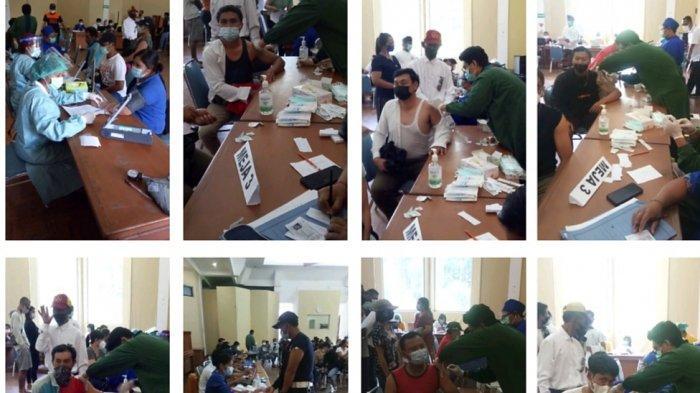Seluruh Karyawan Kebun Raya Bedugul Bali Sudah Vaksinasi Covid-19