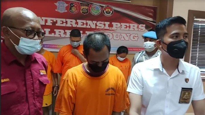Oplos Gas LPG 3 Kg ke 12 Kg di Wilayah Sading Mengwi, Abdul Dibekuk Satreskrim Polres Badung