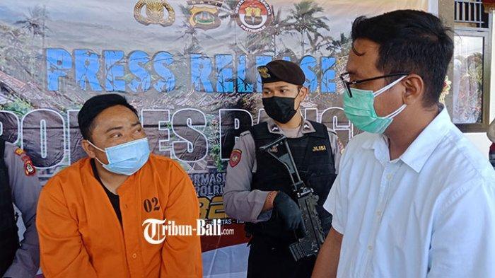 Apel Naik Motor Curian, Wirata Ditangkap Polisi Saat Hendak ke Rumah Pacar