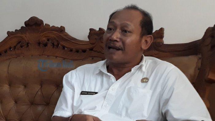 Keliling Malam Kejar Pelanggar, Satpol PP Kota Denpasar Patroli Jaga PPKM Level 3