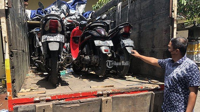 Angkut Motor Tanpa Dokumen Resmi, Bilayadi Ditangkap Satreskrim Polres Jembrana