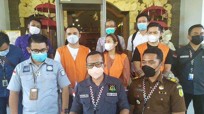 Bobol Deposito Milik Nasabah Bank Swasta di Denpasar Sejumlah Rp 62 Miliar, 3 Tersangka Dilimpahkan