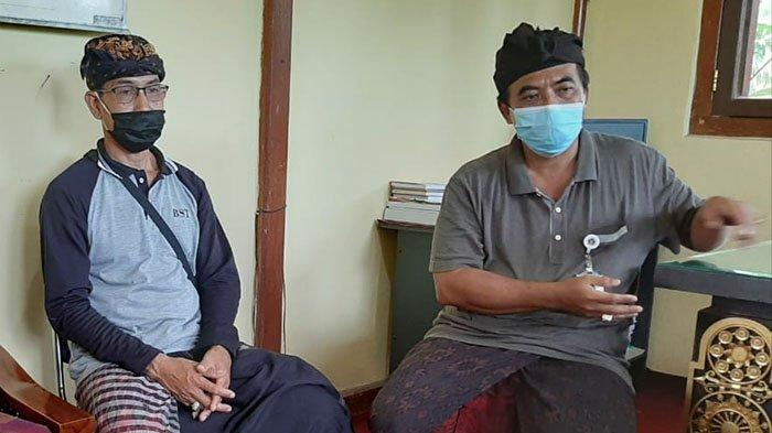 Belum Semua Masyarakat di Desa Adat Paham Prokes,Disbudpora Klungkung Siapkan Pembinaan Upacara Adat