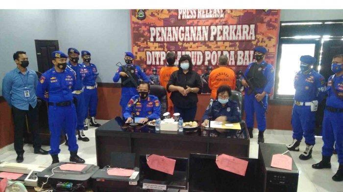 Dit Polairud Polda Bali Ungkap Kasus Pemalsuan KTP di Pelabuhan Benoa, Amankan 2 Tersangka dan 1 DPO