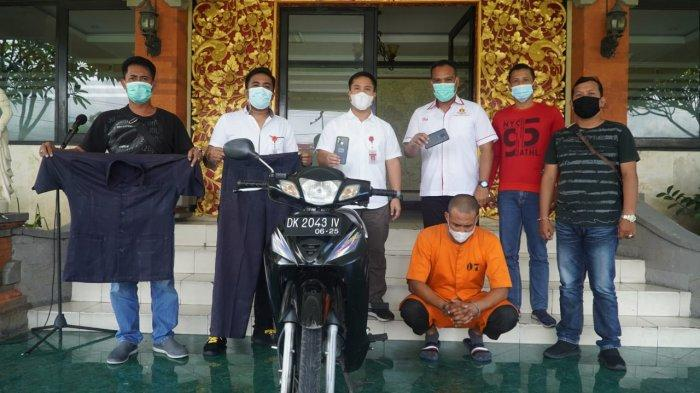 Pura-Pura Jadi Anggota Polisi, Lutfi Abdullah Ancam dan Rampas HP Korban di Denpasar