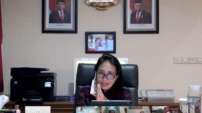 Menteri Pemberdayaan Perempuan dan Perlindungan Anak, Bintang Puspayoga.