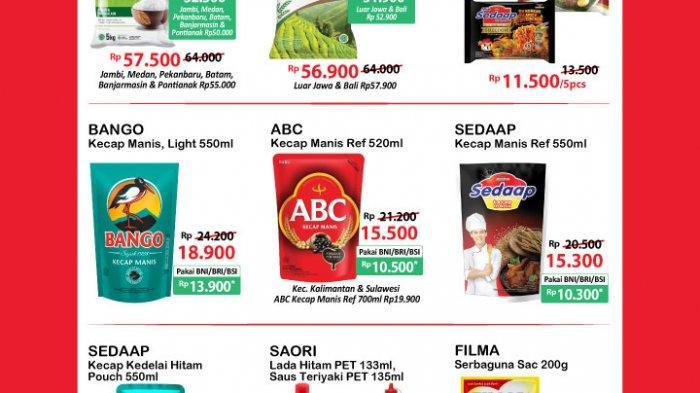 Promo Alfamart 17 Juli 2021 Jelang Idul Adha, Promo Beras, Minyak Goreng Murah, Kecap ABC Rp15.500