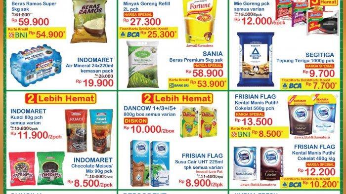 Promo Indomaret 15 Mei 2021, Promo Beras, Minyak Goreng Fortune 2L Rp25.300, Pepsodent Rp7.500