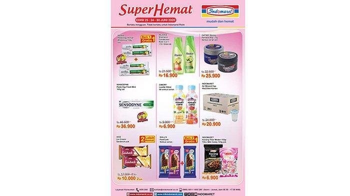 Katalog Promo Alfamart & Indomaret 28 Juni 2020, Promo Kebutuhan Rumah Tangga hingga Beli 2 Gratis 1