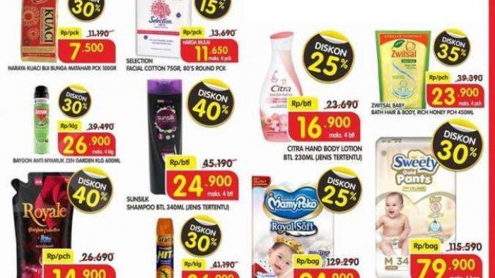 Katalog Promo Superindo Weekdays 8-10 Fenruari 2021.