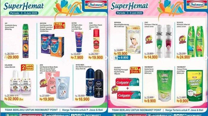 Katalog Promo Indomaret Weekday Hingga 9 Juni 2020 Super Hemat Tribun Bali