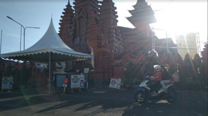 Bentuk Toleransi Hari Raya Nyepi, Umat Katolik di Bali Majukan Ibadah Misa Hari Ini