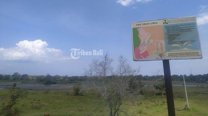 Proyek Normalisasi Alur Sungai Unda Dimulai Hari Ini, Langkah Awal Pembangunan Pusat Kebudayaan Bali