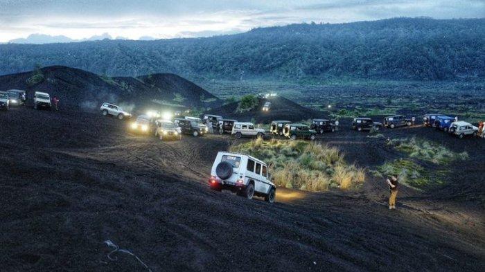Status Geopark Dunia Gunung Batur Bakal Kembali Direvalidasi, Persiapan Baru 70 Persen