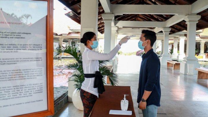 Semester I 2021, Tingkat Kunjungan Wisatawan Ke Kawasan The Nusa Dua Capai 79 Ribu Orang