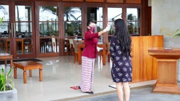 Seluruh Tenant di Kawasan The Nusa Dua Badung Telah Kantongi Sertifikat CHSE