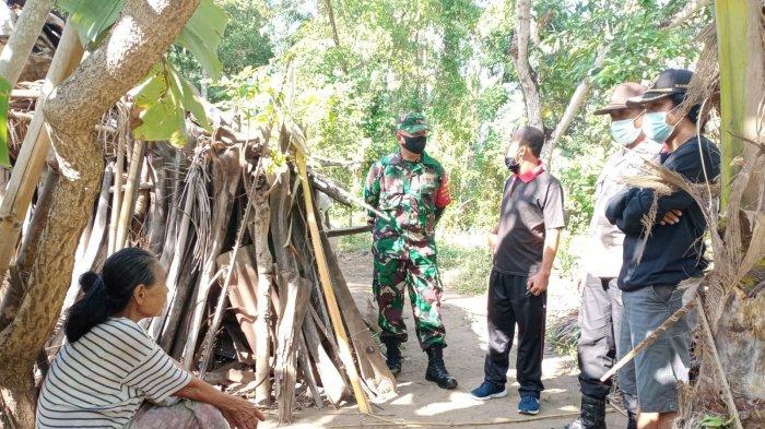 UPDATE: Miris Odah Sari Tinggal di Gubuk Reot, Ini Keterangan Kepala Wilayah Banjar Dinas Kangakang