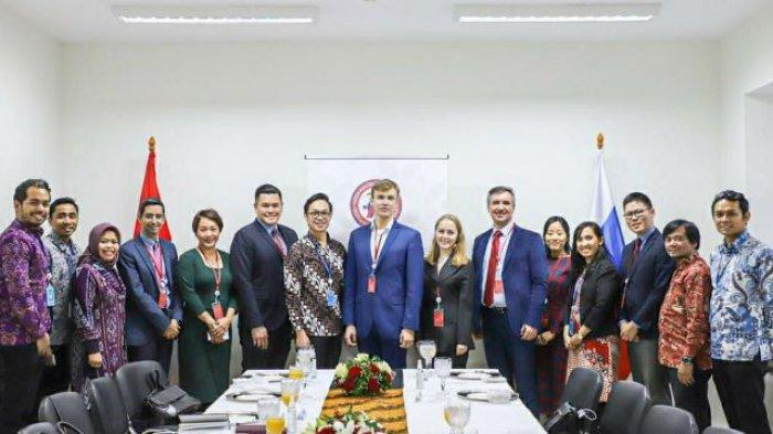 KBRI Moskow Gelar Young Diplomats Gathering untuk Pererat Hubungan Antar-Diplomat