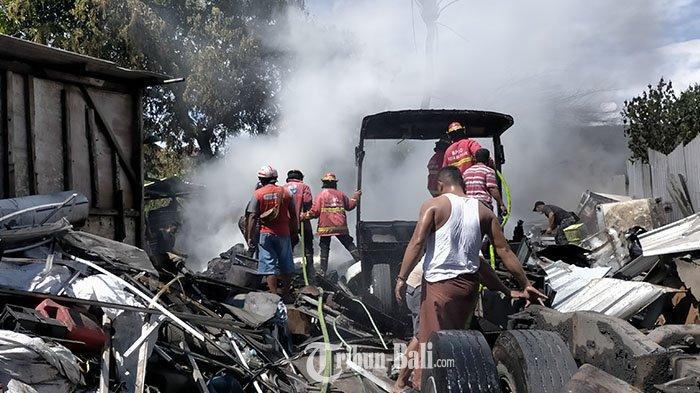 PENTING Jadi Perhatian Untuk Antisipasi Kebakaran, Ini Imbauan BPBD Kota Denpasar
