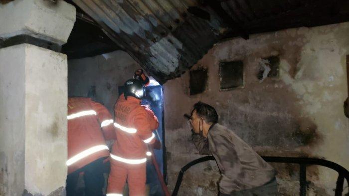 BREAKING NEWS – Kebakaran Dua Hari Berturut-turut Terjadi di Buleleng, Hanguskan 2 Rumah dan Kios