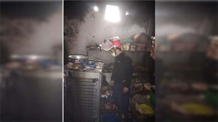 BREAKING NEWS: Kebakaran di Pasar Dawan Kelod Klungkung, 4 Armada Pemadam Kebakaran Diturunkan