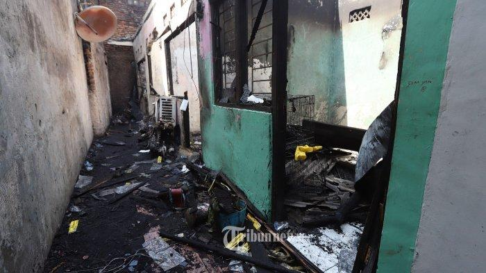Kebakaran Besar di Matraman Tewaskan 10 Orang, Sejumlah Korban Ditemukan Berpelukan