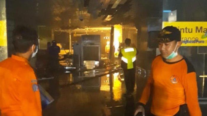Kebakaran di Bandara Ngurah Rai Diduga Akibat Korsleting Listrik