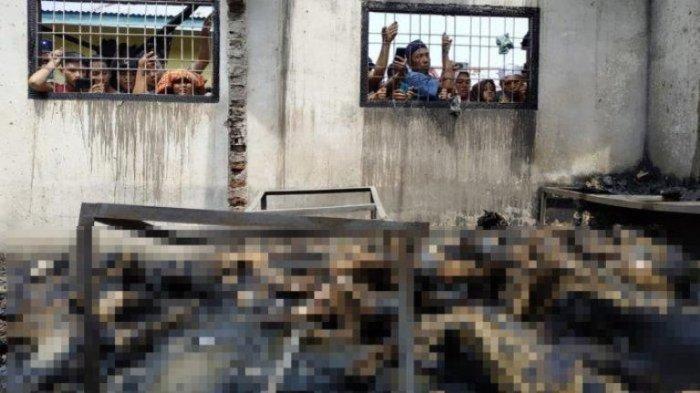 26 Karyawan dan 4 Anak-anak Tewas Terpanggang dalam Pabrik Korek Api di Medan