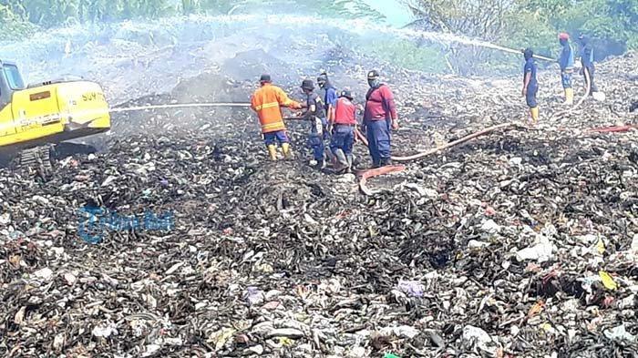 Walhi Bali Soroti Bencana Kabut Asap TPA Temesi & Kirim Surat ke Gubernur, Lima Warga Sesak Napas
