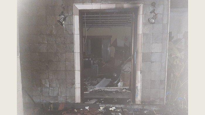 Kebakaran Berawal dari Kebocoran Gas, Api Melahap Dua Unit Villa Puri Bendesa di Ungasan Badung