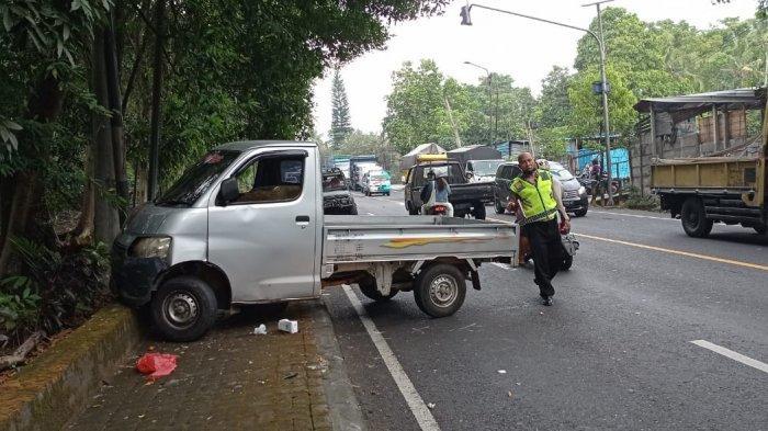 Kadek Sudarsana Diduga Mengantuk, Kecelakaan Libatkan Tiga Kendaraan di Bypass Soekarno Tabanan