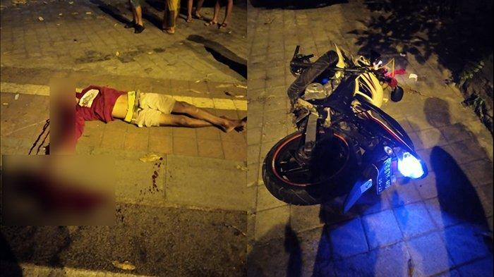 Kecelakaan di Simpang Tohpati Denpasar, Nyawa Okta Tak Selamat, Begini Kronologinya