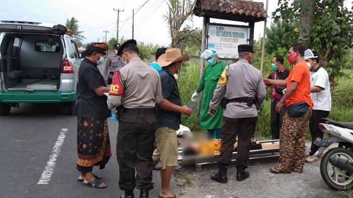 Kecelakaan Tragis di Tabanan, Gara-gara Lalai Saat Buka Pintu Mobil, Nyawa Ibu Ini Tak Tertolong