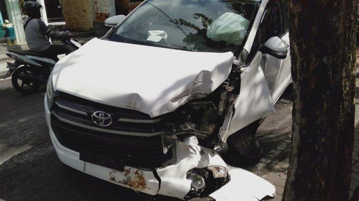 Seorang Wisawatan Lokal Asal Jakarta Alami Kecelakaan di Seminyak Badung