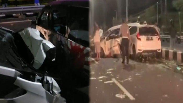 Kronologi Kecelakaan Xenia vs Jazz di Bypass Ngurah Rai Kuta Selatan, Polisi Ungkap Penyebabnya Ini