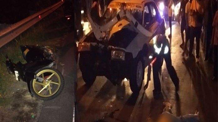Usai Terlibat Kecelakaan yang Akibatkan Dua Orang Meninggal Dunia, Pengemudi Escort Resmi Ditahan