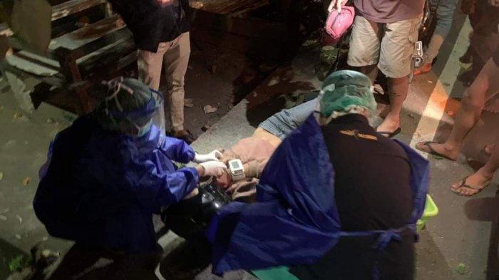 Kecelakaan Tunggal di Denpasar Bali, Pria Asal Jember Alami Pendarahan Dari Hidung