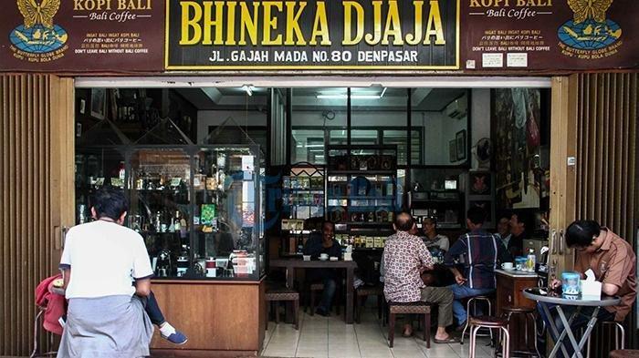 LIPSUS IMLEK: Etnis Tionghoa di Kawasan Gajah Mada Denpasar, Toko Bhineka Djaja Jadi Bukti Sejarah