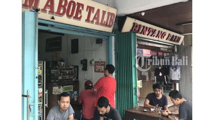 Menyeruput Secangkir Kopi di M. Aboe Thalib Tabanan, Kedai Legendaris Sejak 1940