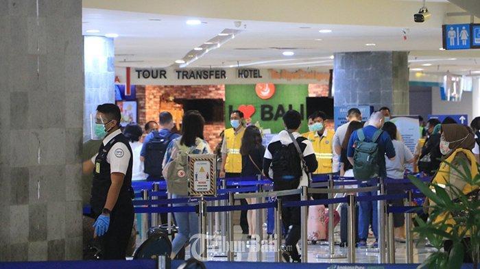 Jelang Pemberlakuan PSBB Jawa-Bali, Ini Syarat Masuk Bali dengan Transportasi Udara Mulai 9 Januari