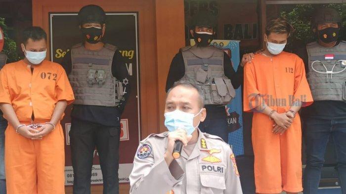 Ini Pelaku Jambret di Denpasar Bali, Beraksi di Tujuh TKP dan Sempat Viral di Medsos