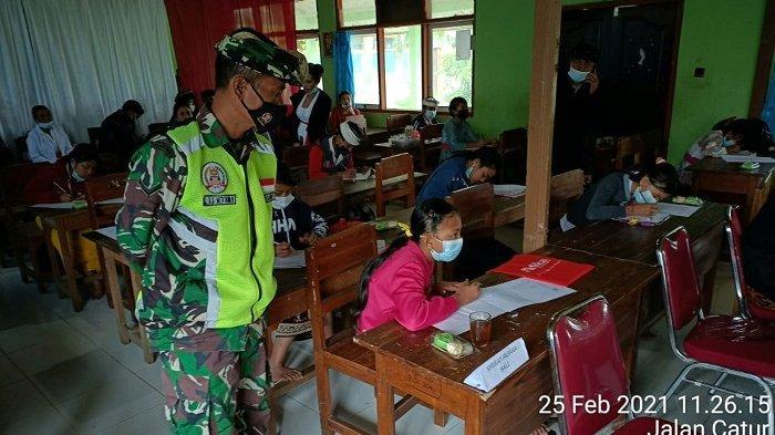 Bulan Bahasa Bali di Kintamani Dipantau Aparat TNI, Kenapa ?