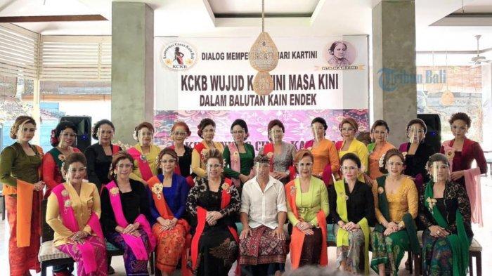 Komunitas Cinta Kain Bali Gelar Dialog Memperingati Hari Kartini, Teladani Soal Sikap Berbusana