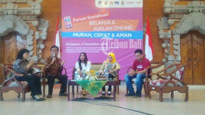 UMKM Online Capai 6,4 Juta, Kemenkominfo Ungkap Peran UMKM Bagi Perekonomian Indonesia