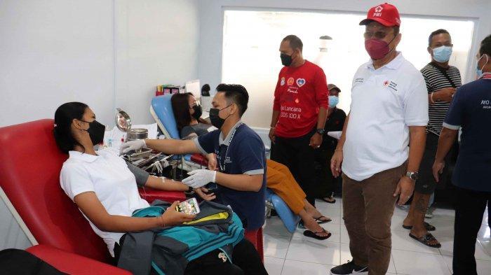 PMI Buleleng Kejar Target 3 Ribu Kantong Darah, Maksimalkan Kegiatan Donor di Lingkungan Komunitas