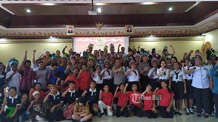 Kapolresta Denpasar Jamin Keamanan Warga Papua di Bali